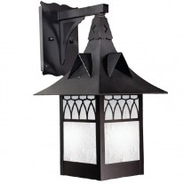 Bridgeview Fixed Arm Wall Sconce