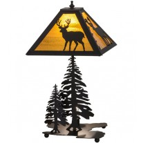 Deer Table Lamp Meyda Lighting