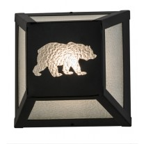 Bear Wall Sconce Meyda Lighting