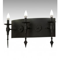 "Warwick Gothic 24"" Wall Sconce Meyda Lighting"