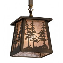 Tall Pines Mini Pendant Meyda Lighting