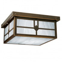 Waverly Craftsman Drop Ceiling Mount