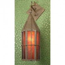 Storybook SB42 Tavern Outdoor Wall Sconce Mica Lamp