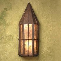 Storybook SB43 Tavern Outdoor Flush Wall Sconce