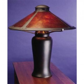 Craftsman Milkcan Table Lamp 001 Mica Lamp