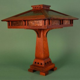 Bungalow Craftsman Table Lamp
