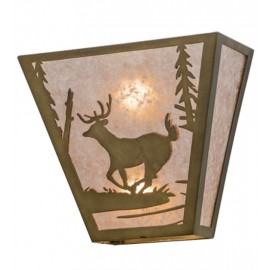 108531 Deer Creek Wall Sconce Meyda