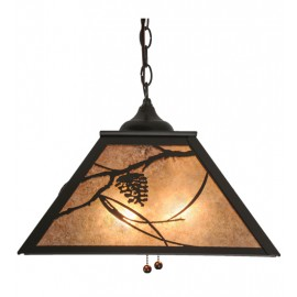 110859 Whispering Pines Pendant Meyda Lighting