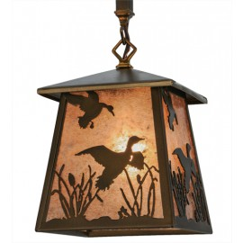 115324 Ducks in Flight Pendant Meyda Lighting