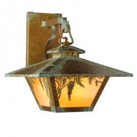 Westmoreland Hook Arm Wall Sconce
