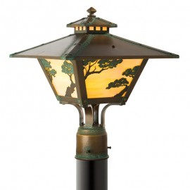 Westmoreland Post Mount Lighting