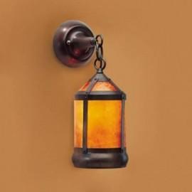130 Lantern Pendant Wall Sconce