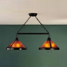 136 Billiard Light Mica Lamp Company