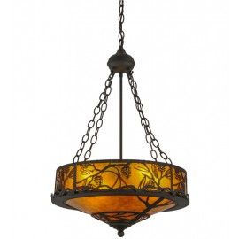 143543 Whispering Pines Inverted Pendant