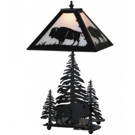 144470 Buffalo Table Lamp Meyda Lighting