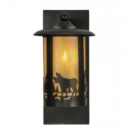 150579 Moose Solid Wall Sconce Meyda Lighting