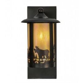 150579 Moose Solid Wall Sconce Meyda Lighting