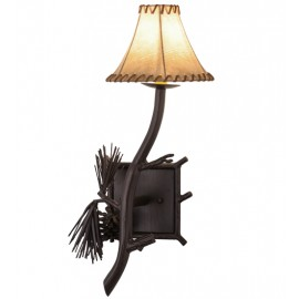 152832 Lone Pine Left Wall Sconce Meyda Lighting