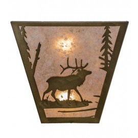 154317 Elk Creek Wall Sconce Meyda Lighting