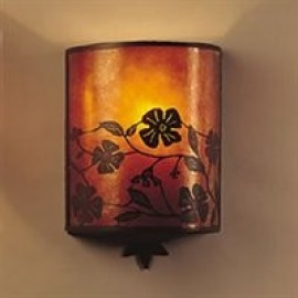 156 Lantera Wall Sconce Mica Lamp