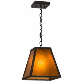 Craftsman Mission Prime Pendant Meyda Lighting