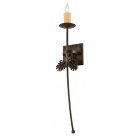 176186 Pine Cone Bechar Wall Sconce Meyda