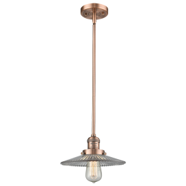 Halophane Stem Pendant Innovations Lighting
