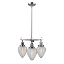 207/G165 Geneseo 3 Light Up Or Down Chandelier