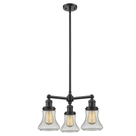 Innovations Lighting Bellmont 3 Light Chandelier