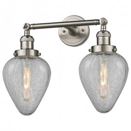 208/G165 Geneseo Double Light Sconce Innovations Lighting