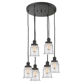 Canton 6 Light Pendant Innovations Lighting