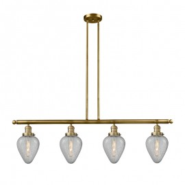 214/G165 Geneseo 4 Light Island Chandelier
