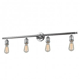 215 Bare Bulb 4 Light Wall Sconce Innovations