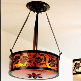"151 Lantera 14"" Chandelier Mica Lamp"