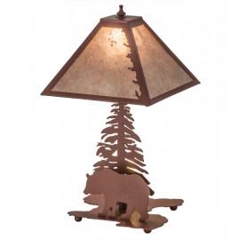 32502 Bear Table Lamp Meyda