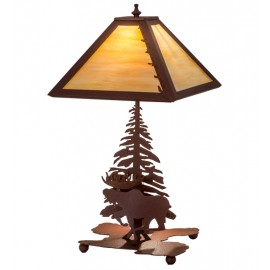 32516 Moose on the Loose Table Lamp