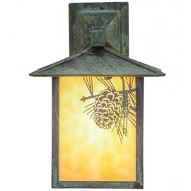 Seneca Solid Mount Wall Sconce Meyda Lighting