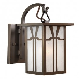 Woodfield Hook Arm Wall Sconce