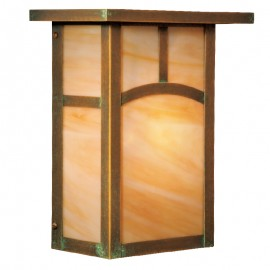 Woodfield Flush Wall Mount Sconce