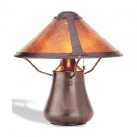 Craftsman Mushroom Table Lamp 004 Mica Lamp
