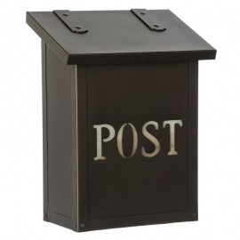 AF-1-POST Classic POST Vertical Mailbox