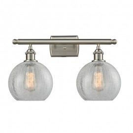 516-2W Athens Glass 2 Light Sconce