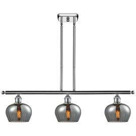 516-31 Fenton 3 Light Island Chandelier Innovations