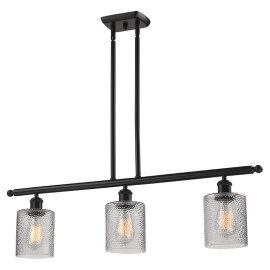 516-31 Cobbleskill 3 Light Island Chandelier Innovations