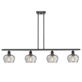 516-41 Fenton 4 Light Island Chandelier