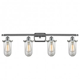 516-4W-232 Industrial Cage 4 Light Kingsbury