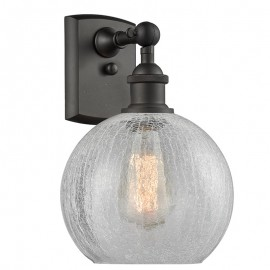516-1W Athens Glass 1 Light Sconce Innovations