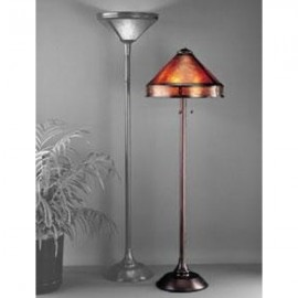 060 Mission Floor Lamp Mica Lamp Company