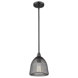 571S Mesh Metalwork Medium Pendant Innovations Lighting