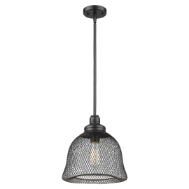 572S Mesh Metalwork Large Pendant Innovations Lighting